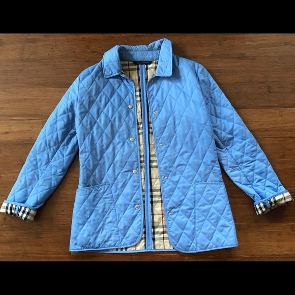 Burberry Jackets & Blazers - Burberry Quilted Jacket